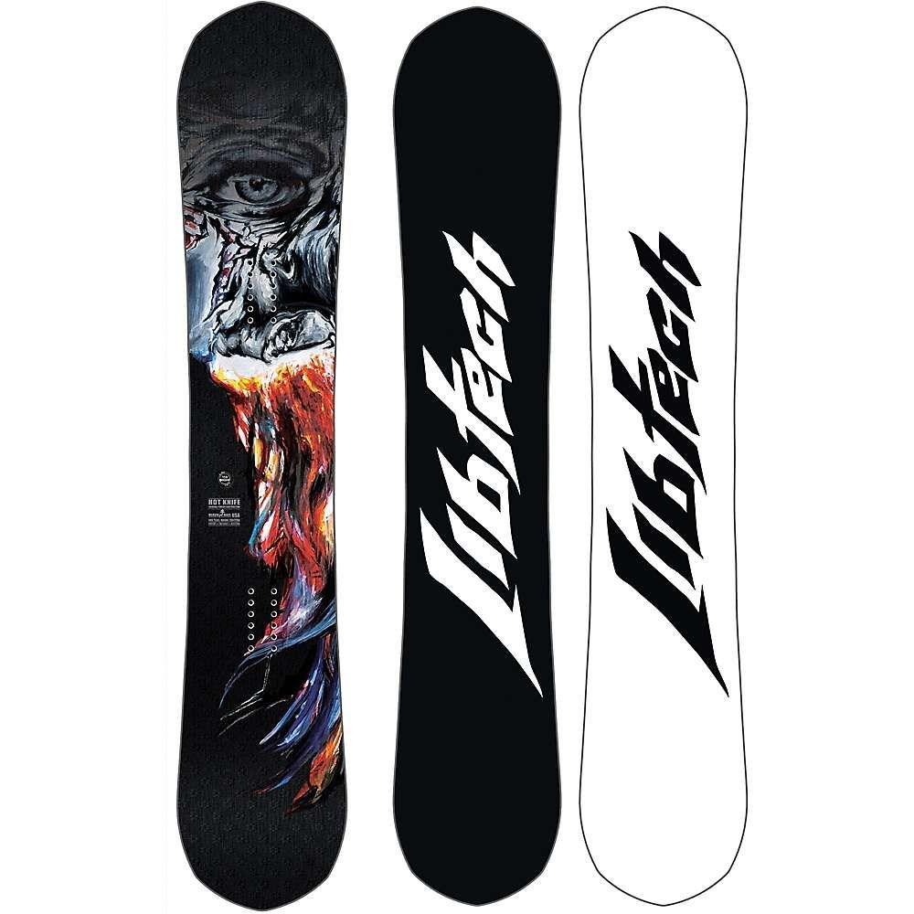リブテック Lib Tech ユニセックス スキー・スノーボード ボード・板【Hot Knife Snowboard】