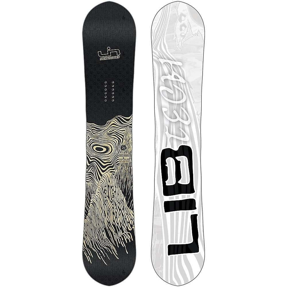 リブテック Lib Tech ユニセックス スキー・スノーボード ボード・板【Skate Banana Snowboard】Wood