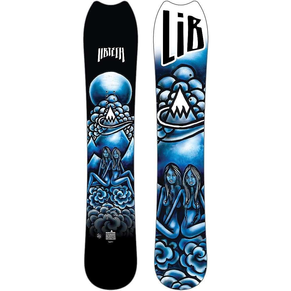 リブテック Lib Tech ユニセックス スキー・スノーボード ボード・板【JL Titty Fish Snowboard】