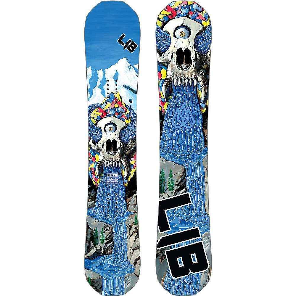 リブテック Lib Tech ユニセックス スキー・スノーボード ボード・板【T. Ripper Snowboard】