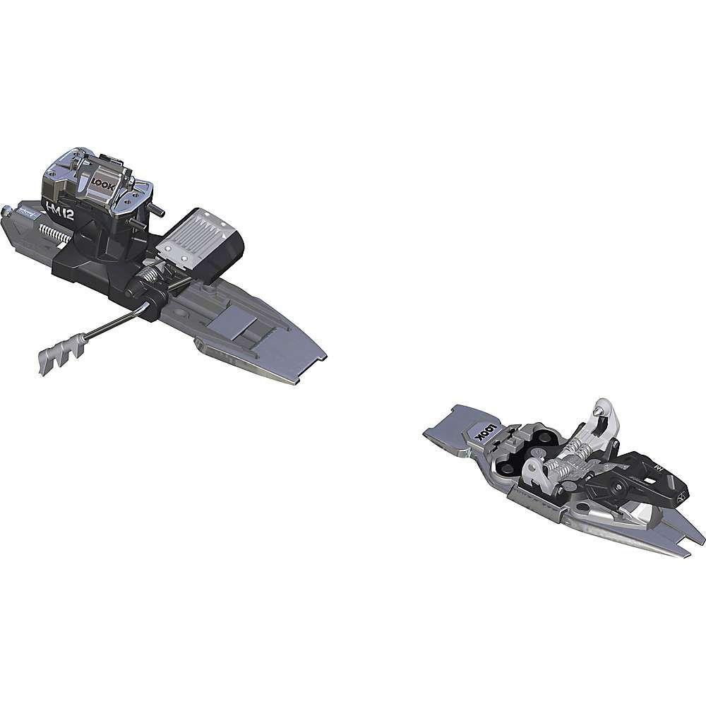 ルック LOOK ユニセックス スキー・スノーボード ビンディング【Look HM 12 Ski Binding】Black Chrome