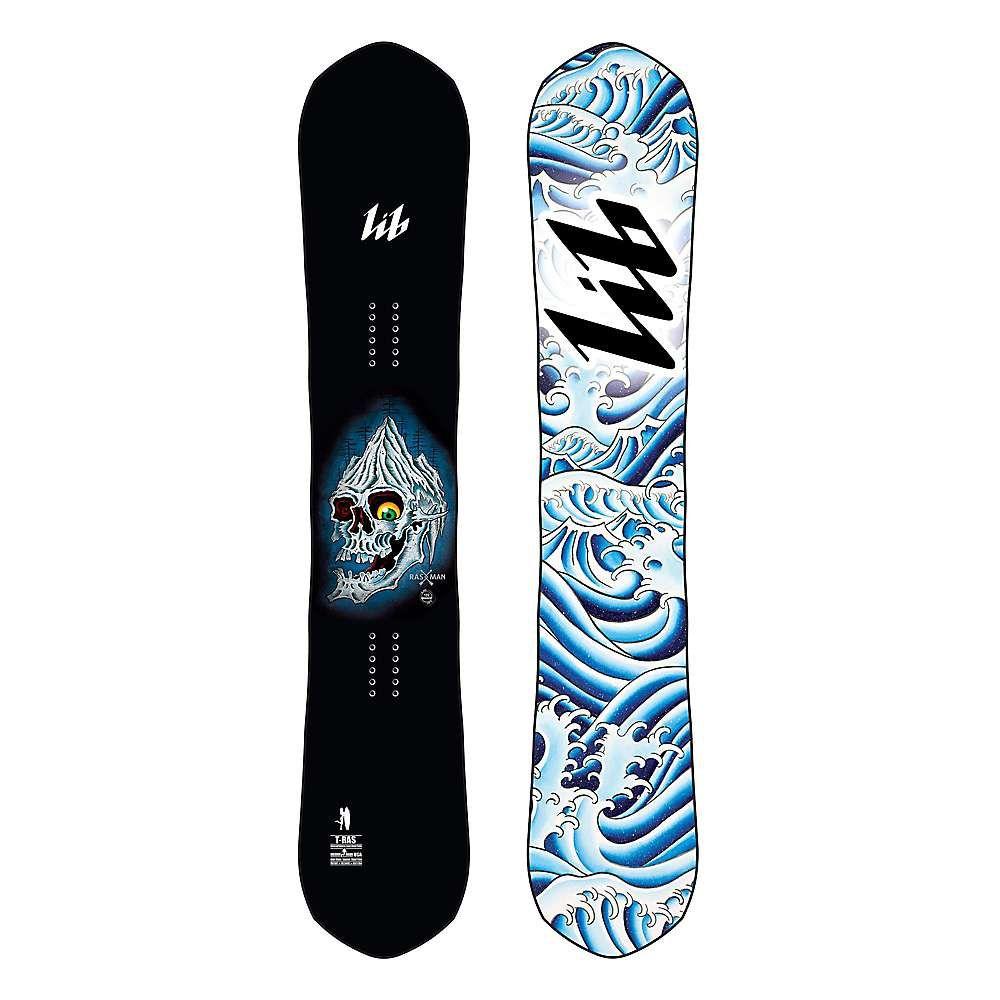 リブテック Lib Tech ユニセックス スキー・スノーボード ボード・板【T. Ras Snowboard】