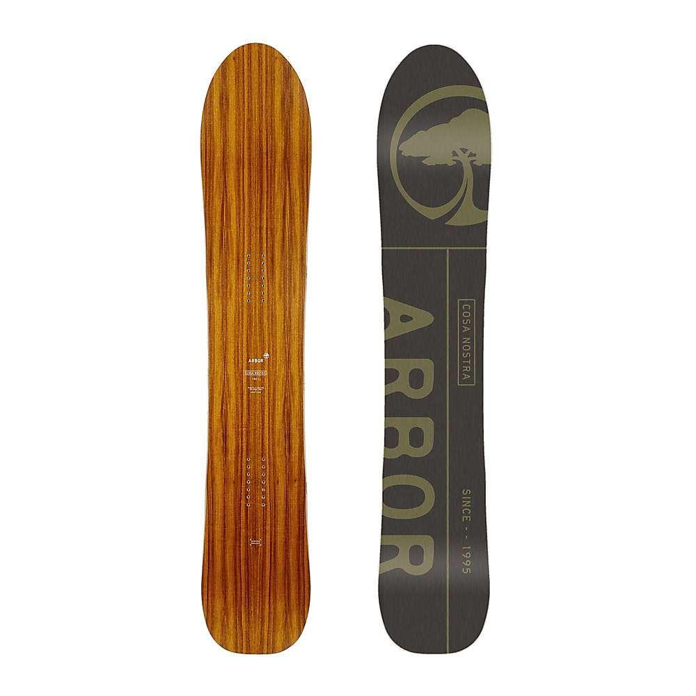 アーバー Arbor ユニセックス スキー・スノーボード ボード・板【Cosa Nostra Snowboard】