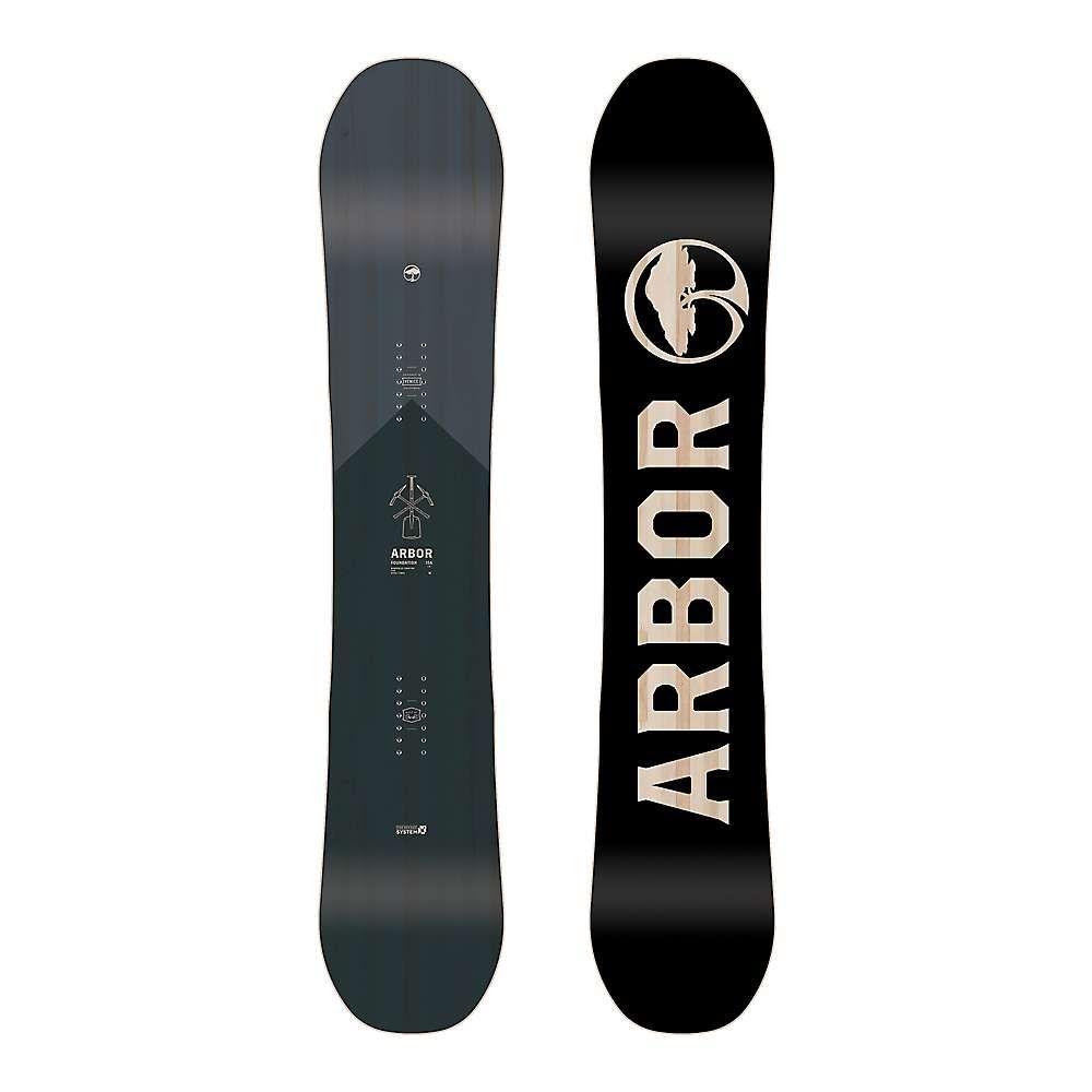 アーバー Arbor ユニセックス スキー・スノーボード ボード・板【Foundation Snowboard】