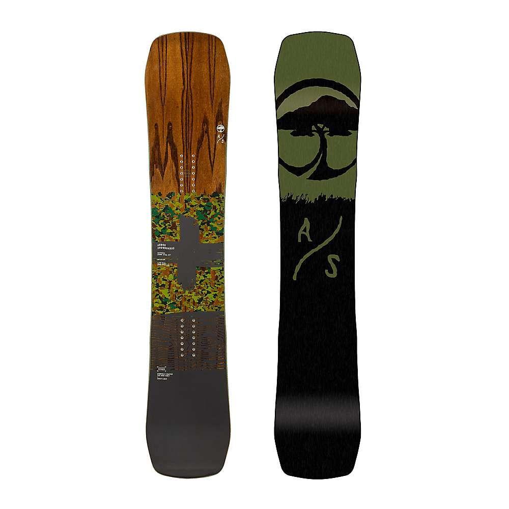 アーバー Arbor ユニセックス スキー・スノーボード ボード・板【Westmark Camber Frank April Edition Snowboard】