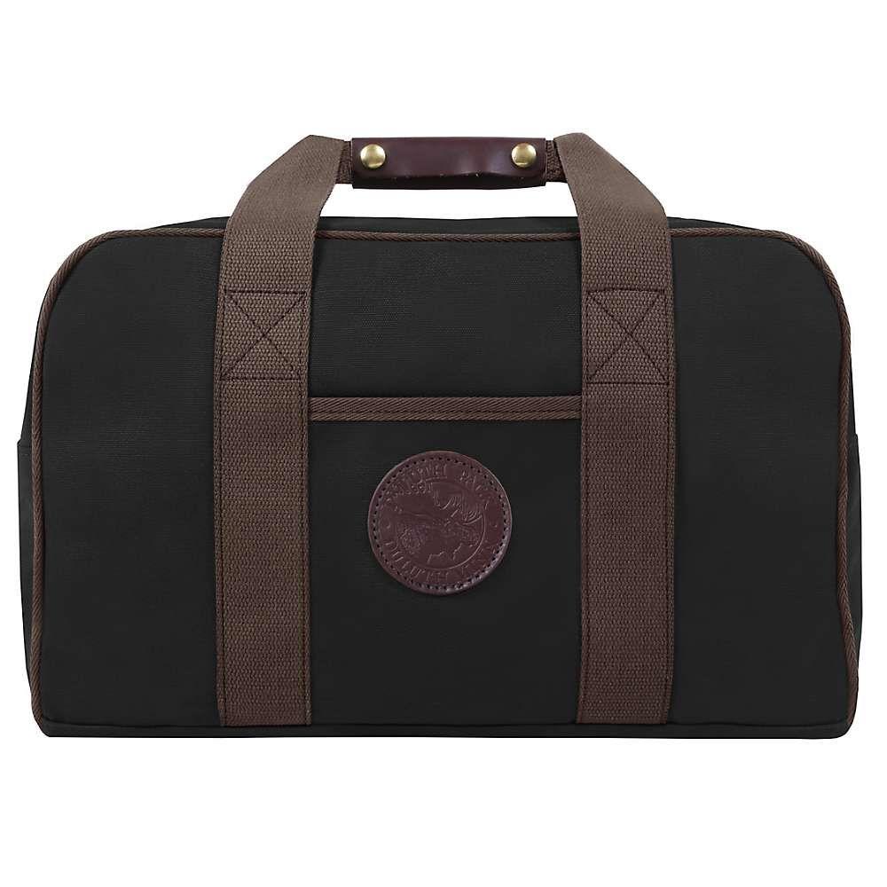 ダルースパック Duluth Pack ユニセックス バッグ ボストンバッグ・ダッフルバッグ【Small Safari Duffel】Black