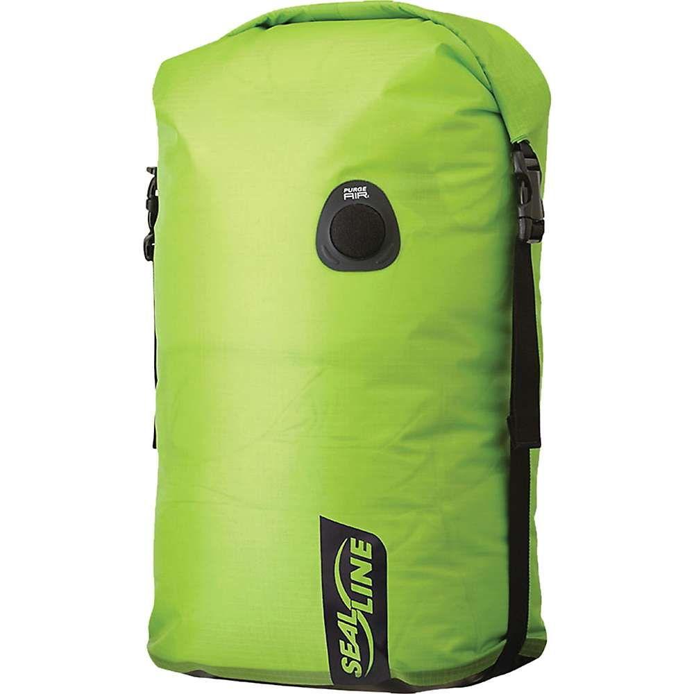 シーライン SealLine ユニセックス ハイキング・登山【Bulkhead Compression Dry Bag】Green