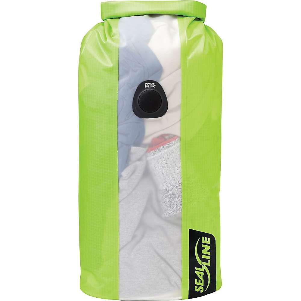 シーライン SealLine ユニセックス ハイキング・登山【Bulkhead View Dry Bag】Green