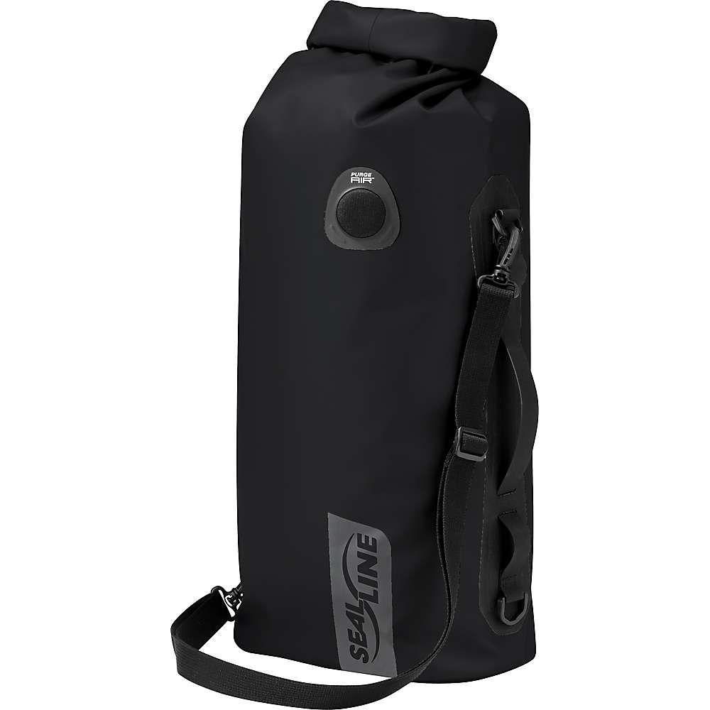 シーライン SealLine ユニセックス ハイキング・登山【Discovery Deck Dry Bag】Black
