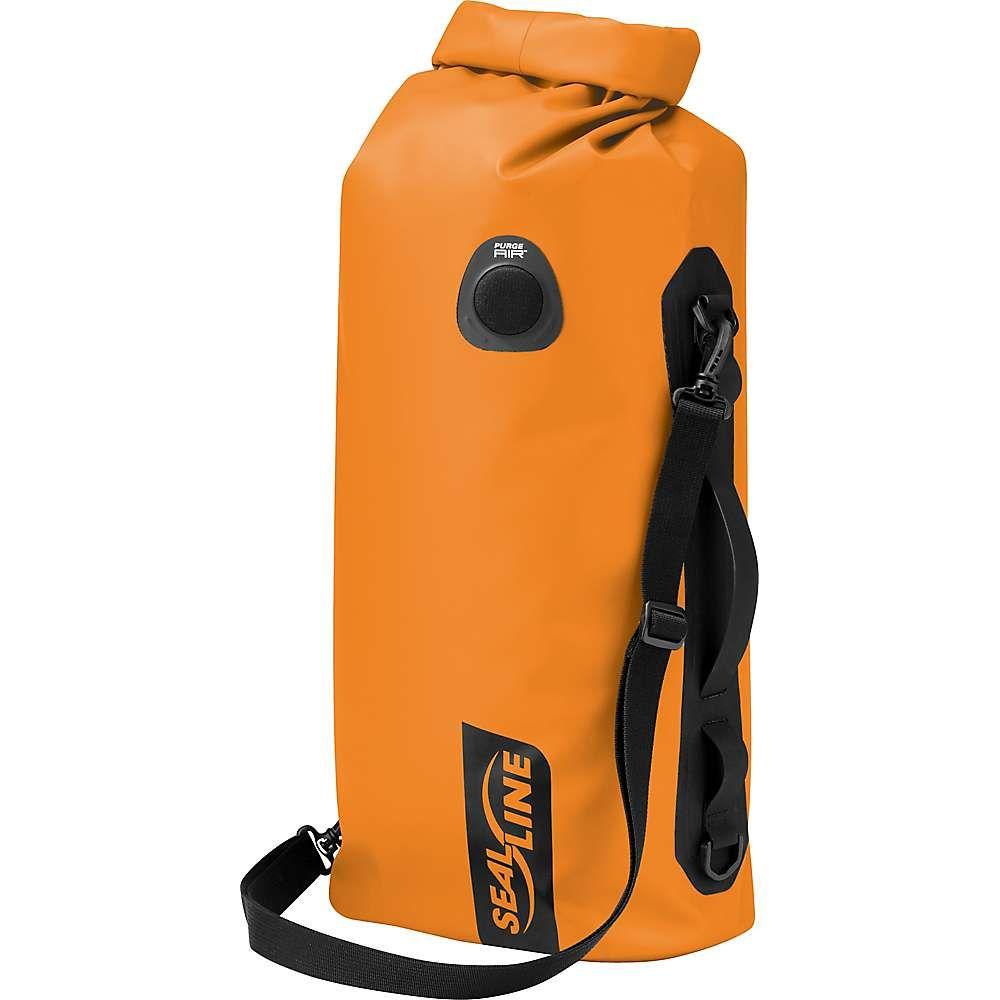 シーライン SealLine ユニセックス ハイキング・登山【Discovery Deck Dry Bag】Orange