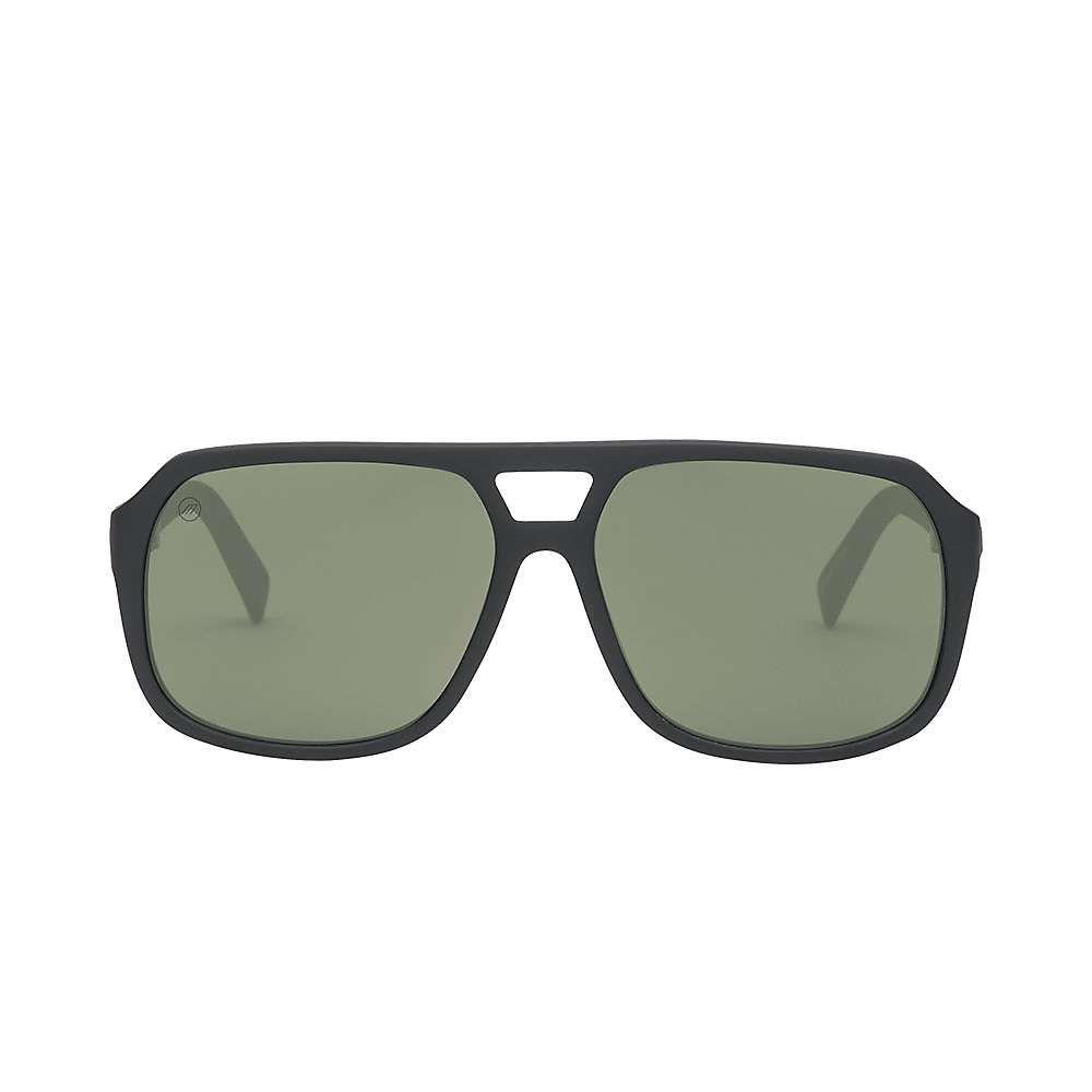エレクトリック ユニセックス ファッション小物 メガネ・サングラス Matte Black/Ohm Grey 【サイズ交換無料】 エレクトリック Electric ユニセックス メガネ・サングラス【Dude Sunglasses】Matte Black/Ohm Grey