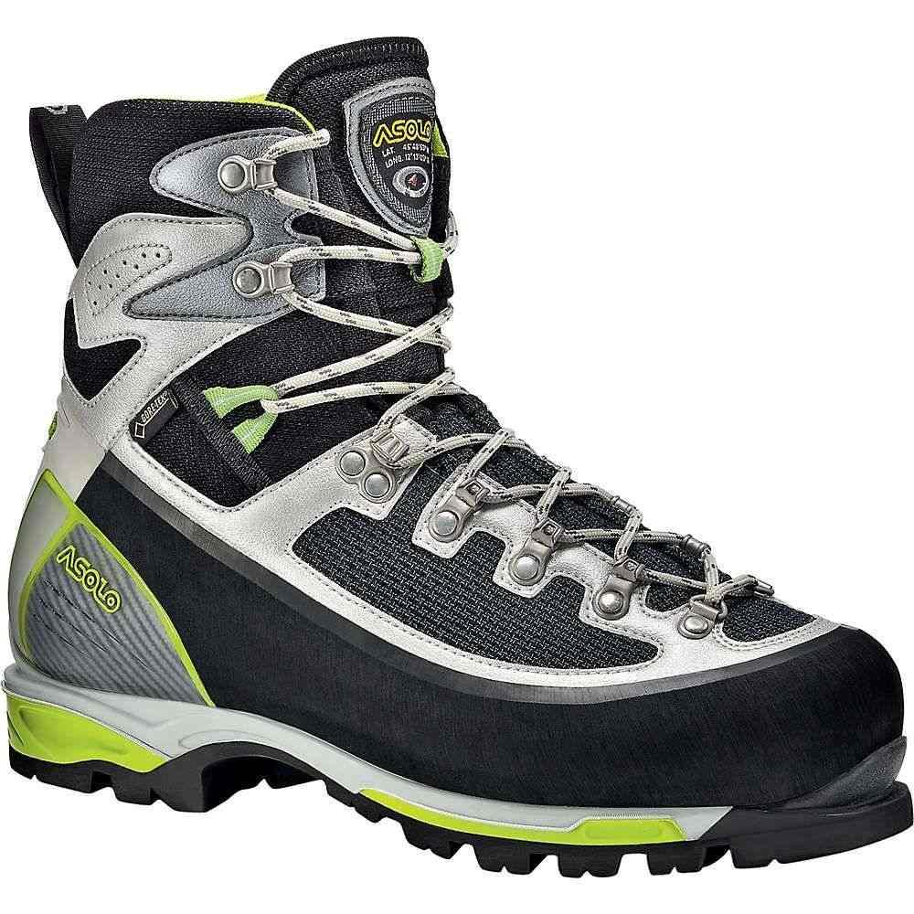 アゾロ Asolo レディース ハイキング・登山 ブーツ シューズ・靴【6b+ Gv Boot】Black/Green