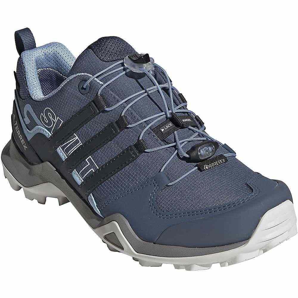 アディダス Adidas レディース ハイキング・登山 シューズ・靴【Terrex Swift R2 GTX Shoe】Tech Ink/Carbon/Glow Blue