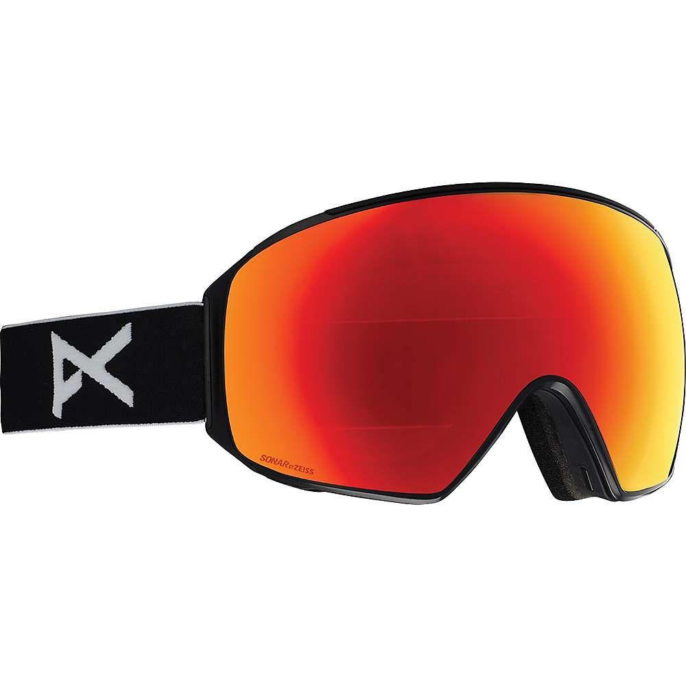 アノン Anon メンズ スキー・スノーボード ゴーグル【M4 Toric Goggle】Black/Sonar Red/Sonar Infrared