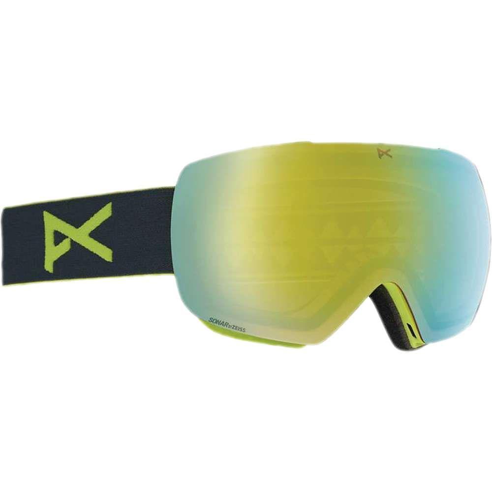 アノン Anon ユニセックス スキー・スノーボード ゴーグル【MIG MFI Goggle】Grey/Sonar Bronze