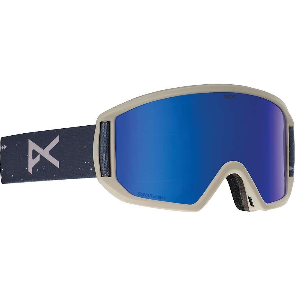 アノン Anon ユニセックス スキー・スノーボード ゴーグル【Relapse Goggle】Rush/Sonar Infrared Blue/Amber