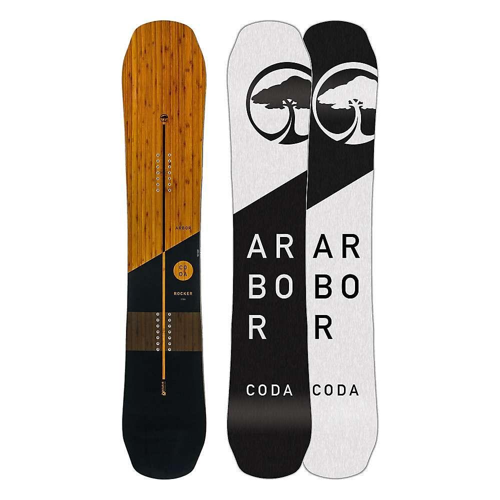 アーバー Arbor ユニセックス スキー・スノーボード ボード・板【Coda Rocker Snowboard】