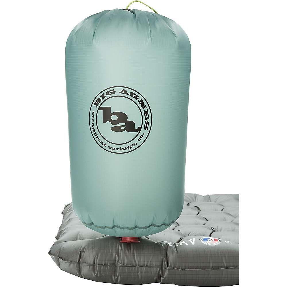 ビッグアグネス Big Agnes ユニセックス ハイキング・登山 【Pumphouse Platinum Pad Pump】Blue