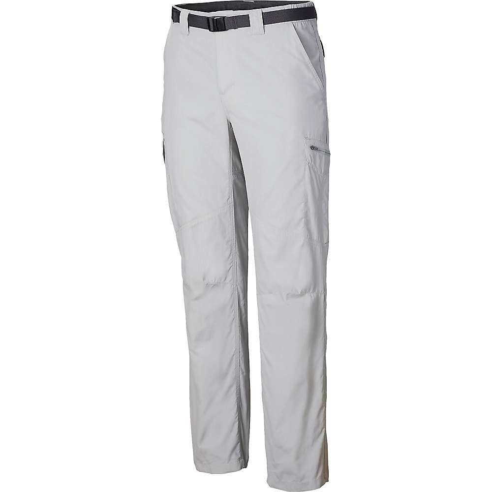 コロンビア Columbia メンズ ハイキング・登山 カーゴ ボトムス・パンツ【Silver Ridge Cargo Pant】Cool Grey