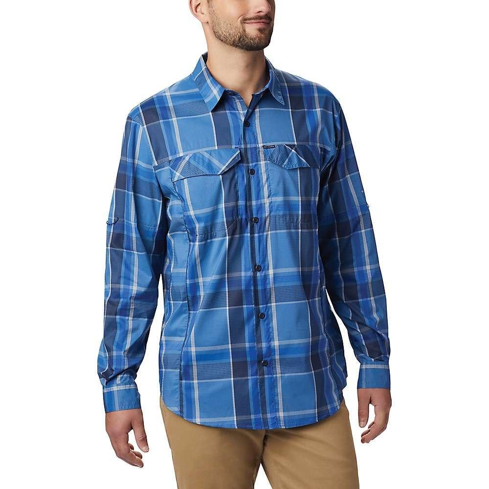 コロンビア Columbia メンズ ハイキング・登山 シャツ トップス【Silver Ridge Lite Plaid Long Sleeve Shirt】Scout Plaid