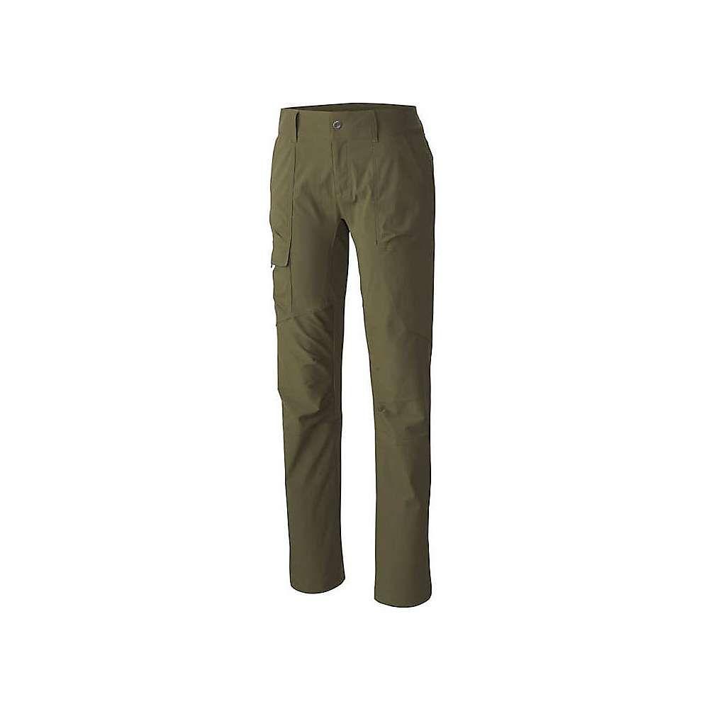 コロンビア Columbia レディース ハイキング・登山 ボトムス・パンツ【Silver Ridge Stretch II Pant】Nori