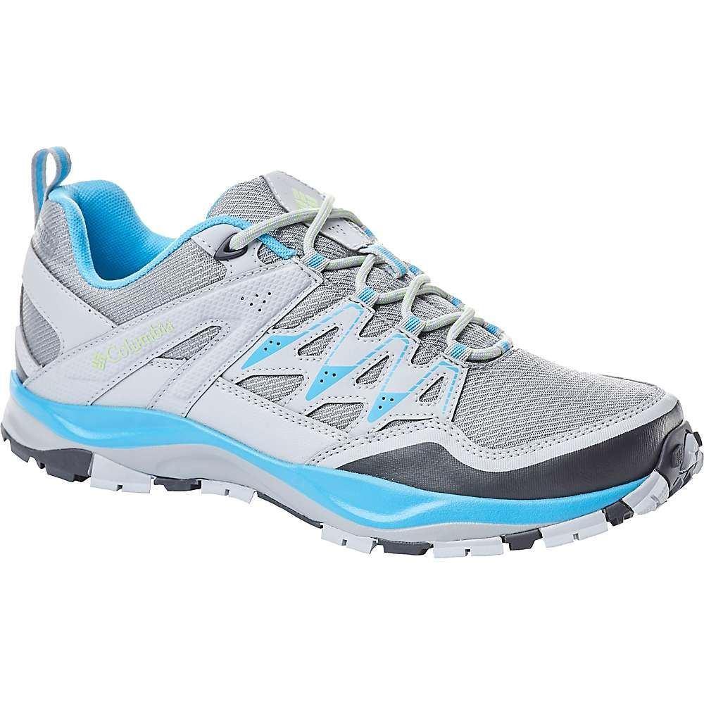 コロンビア Columbia Footwear レディース ハイキング・登山 シューズ・靴【Columbia Wayfinder OutDry Shoe】Steam/Jade Lime