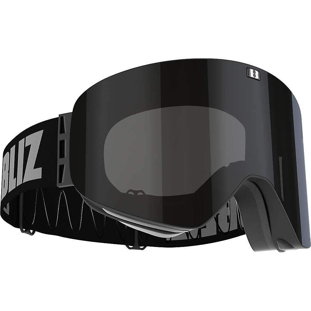 ブリッツ Bliz ユニセックス スキー・スノーボード ゴーグル【Flow Goggle】Black/Smoke