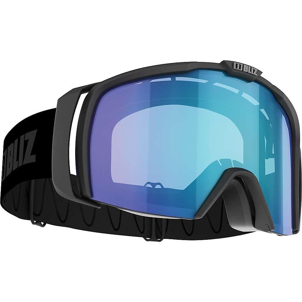 ブリッツ Bliz ユニセックス スキー・スノーボード ゴーグル【Nova USL Photochromatic Goggle】Matte Black/Orange/Blue Multi