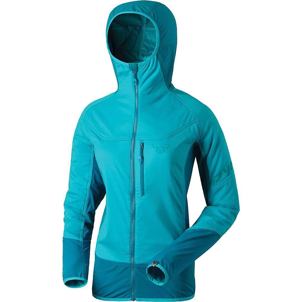 ダイナフィット Dynafit レディース スキー・スノーボード ジャケット アウター【Mezzalama Alpha PTC Jacket】Ocean