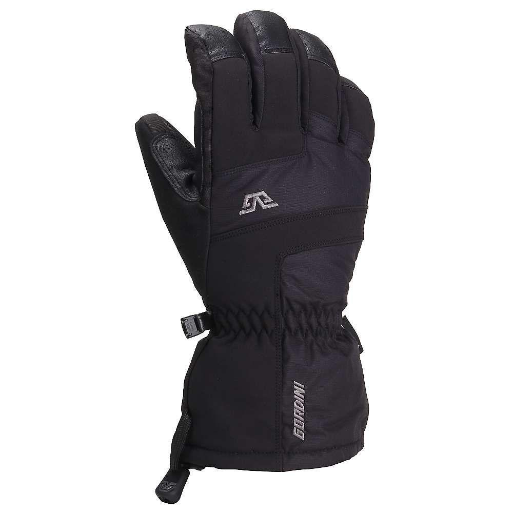 ゴルディーニ Gordini レディース スキー・スノーボード グローブ【Veil Glove】Black