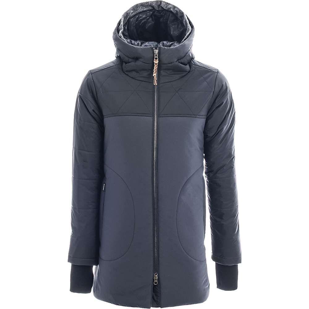 ホールデン Holden レディース スキー・スノーボード ジャケット アウター【Clover Jacket】Black