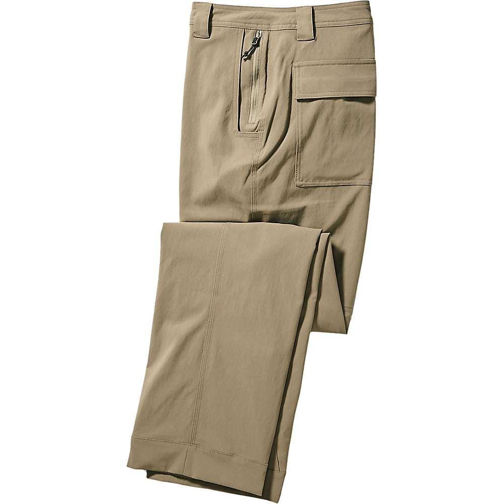 フィルソン Filson メンズ ハイキング・登山 ボトムス・パンツ【Light Weight Treking Pant】Grey Khaki