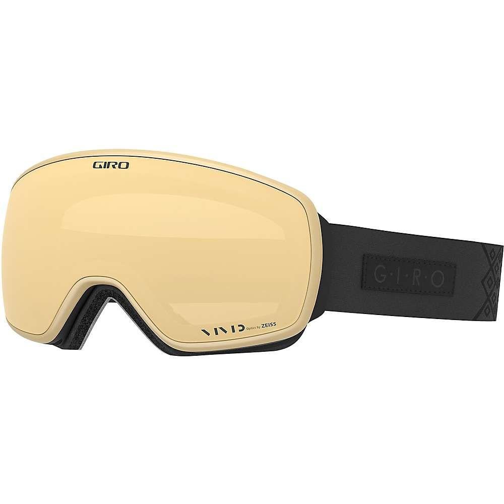 ジロ Giro レディース スキー・スノーボード ゴーグル【Eave Goggle】Black Velvet/Vivid Copper/Vivid Infrared