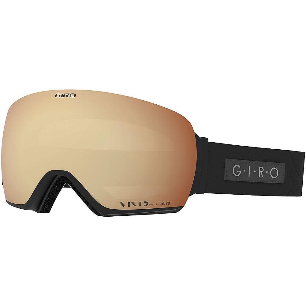 ジロ Giro レディース スキー・スノーボード ゴーグル【Lusi Goggle】Black Velvet/Vivid Copper/Vivid Infrared