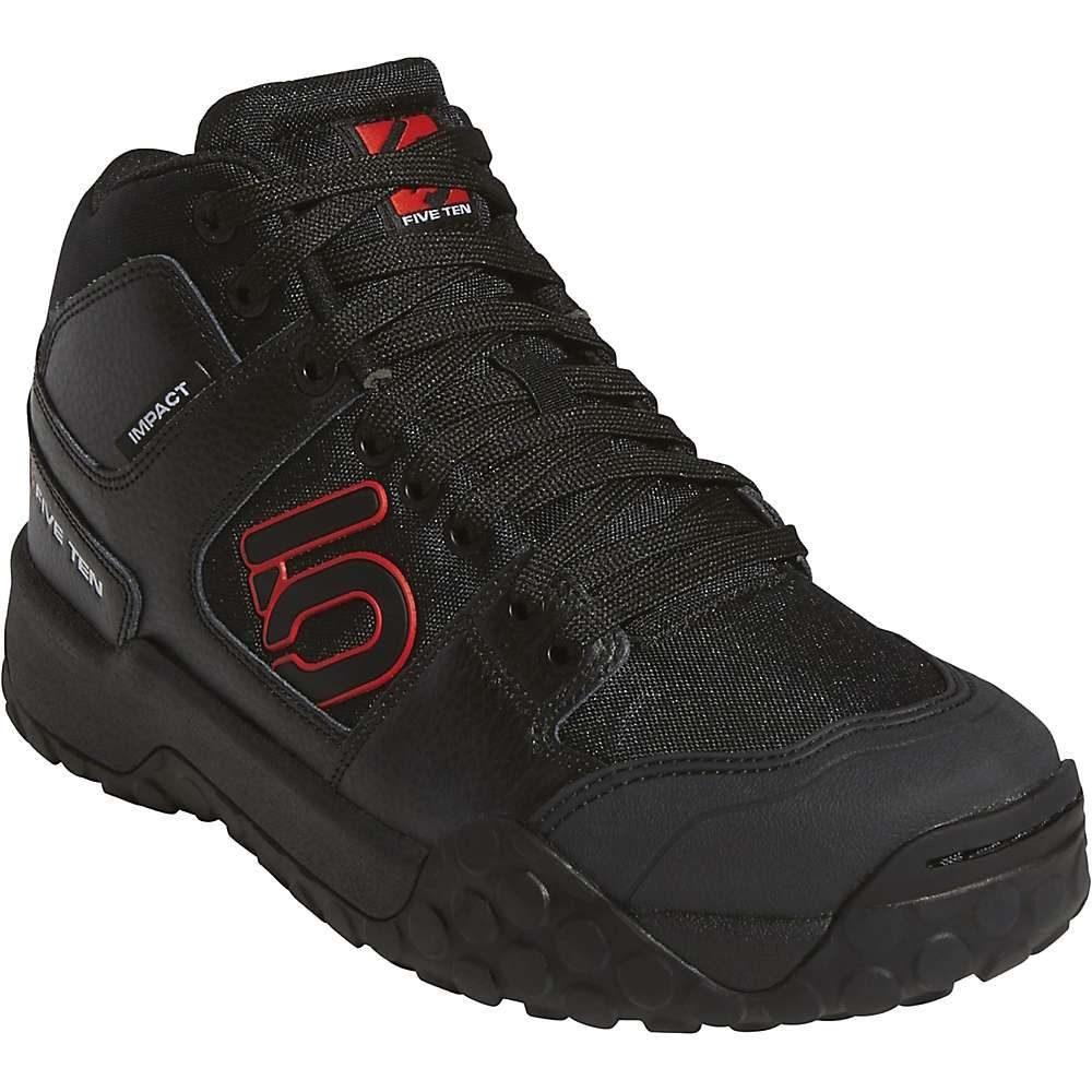 ファイブテン Five Ten メンズ 自転車 シューズ・靴【Impact High Shoe】Black/Red/White