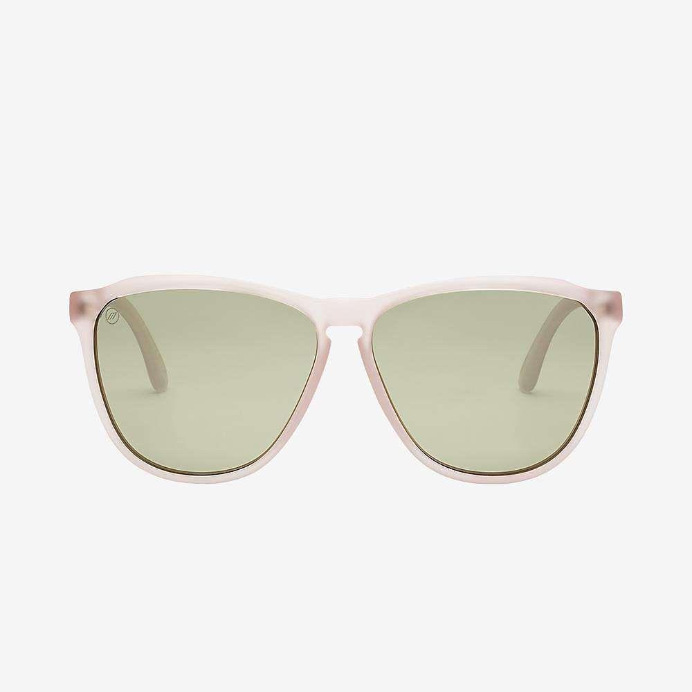 エレクトリック ユニセックス ファッション小物 メガネ・サングラス Matte Pink/Vintage Green 【サイズ交換無料】 エレクトリック Electric ユニセックス メガネ・サングラス 【Encelia Sunglasses】Matte Pink/Vintage Green
