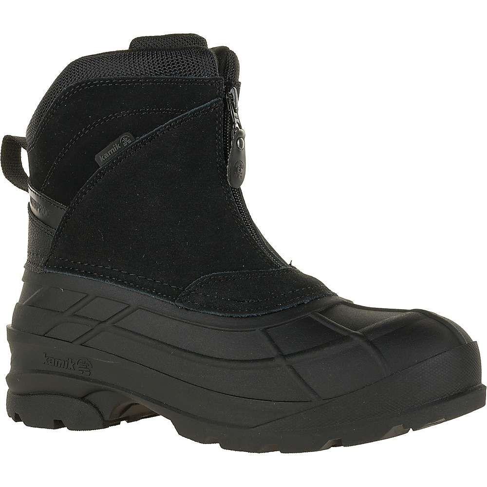 カミック Kamik メンズ レインシューズ・長靴 シューズ・靴【Champlain2 Boot】Black