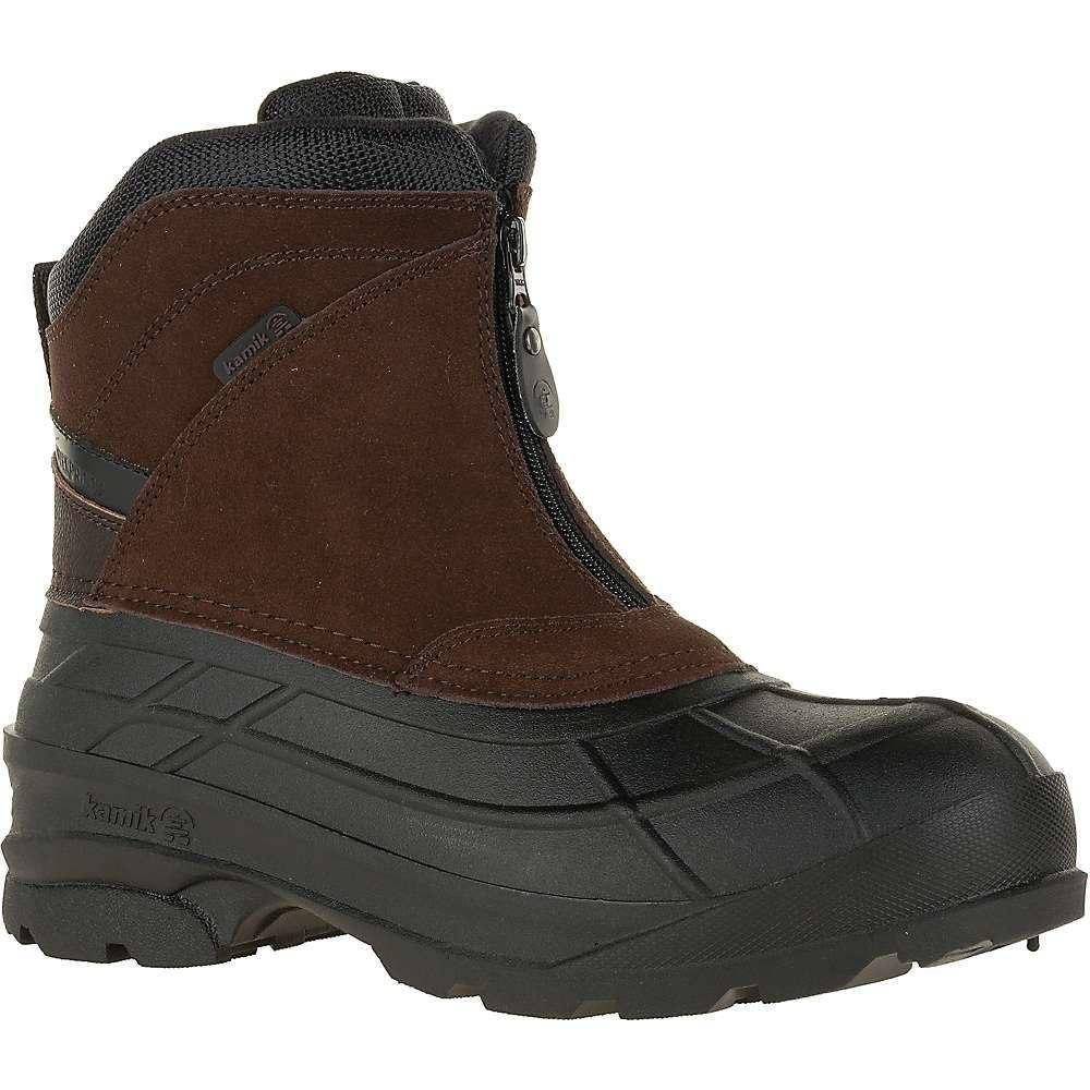 カミック Kamik メンズ レインシューズ・長靴 シューズ・靴【Champlain2 Boot】Dark Brown