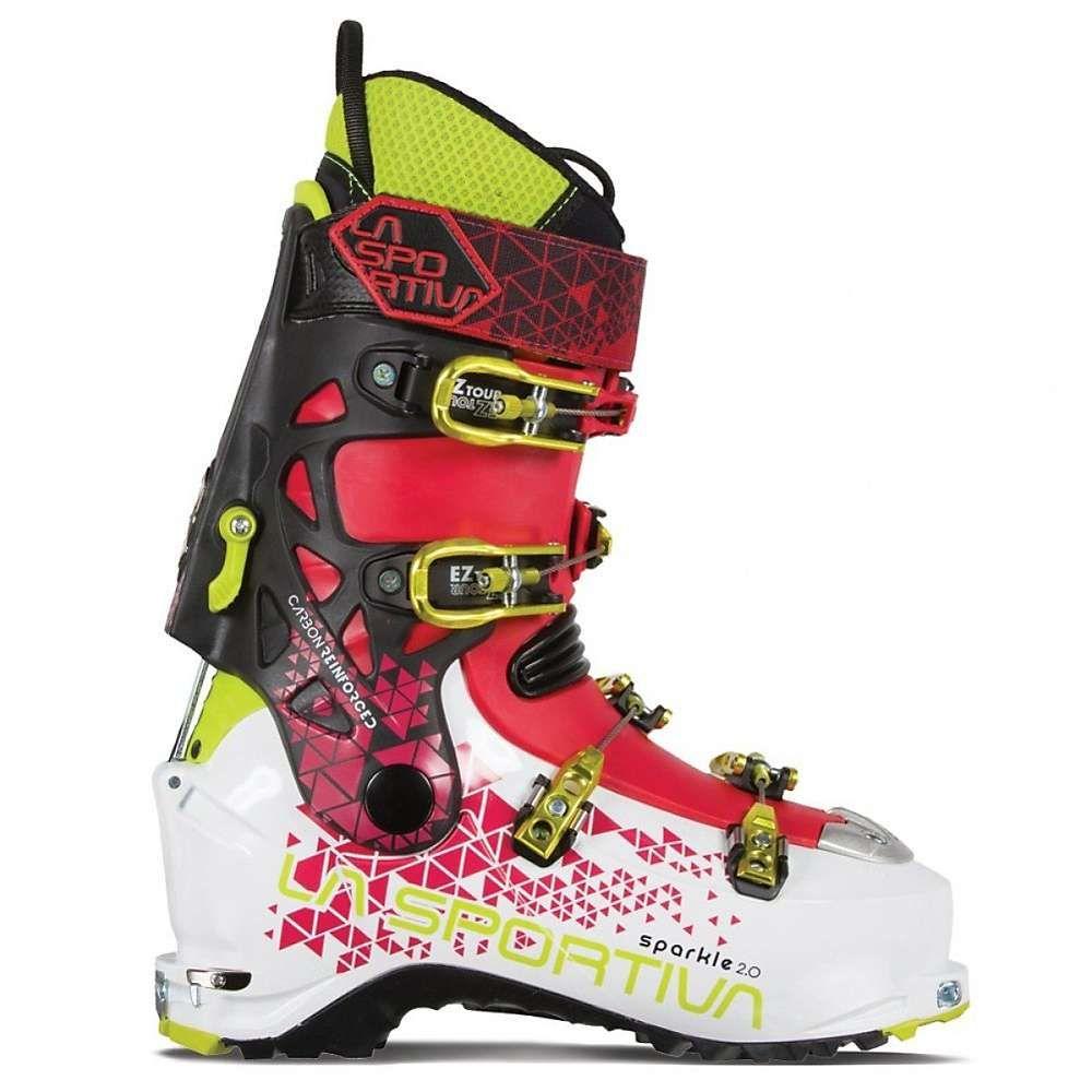 ラスポルティバ La Sportiva レディース スキー・スノーボード ブーツ シューズ・靴【Sparkle 2.0 Boot】White/Garnet