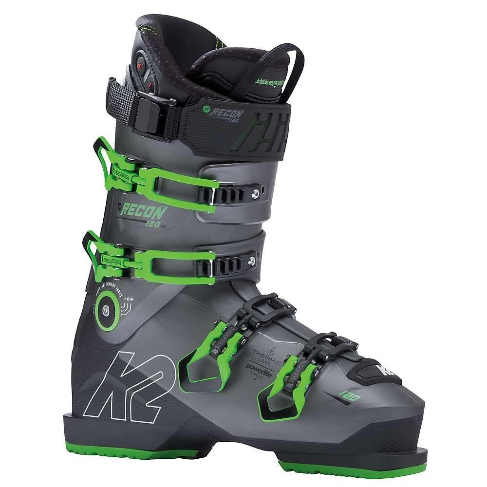 ケーツー K2 メンズ スキー・スノーボード ブーツ シューズ・靴【Recon 120 Heat Ski Boot】Dark Grey/Green