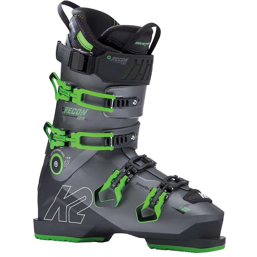 ケーツー K2 メンズ スキー・スノーボード ブーツ シューズ・靴【Recon 120 Ski Boot】Dark Grey/Green