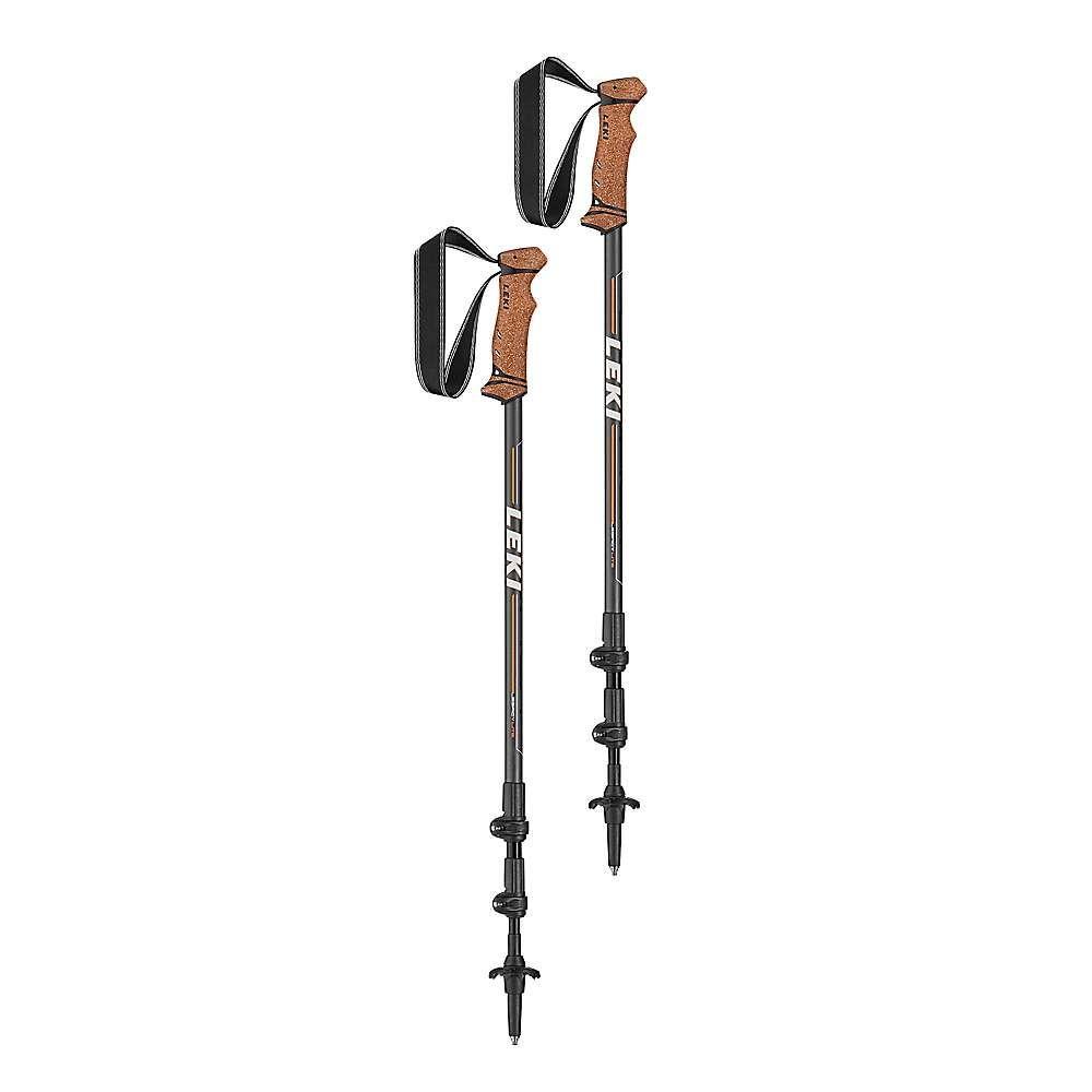レキ Leki ユニセックス ハイキング・登山 ポール【Legacy Lite COR-TEC Pole】Black