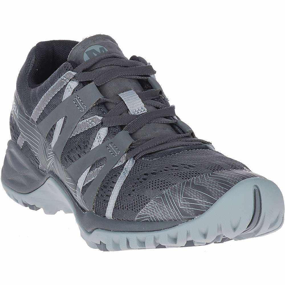メレル Merrell レディース ハイキング・登山 シューズ・靴【Siren HEX Q2 E-Mesh Shoe】Granite