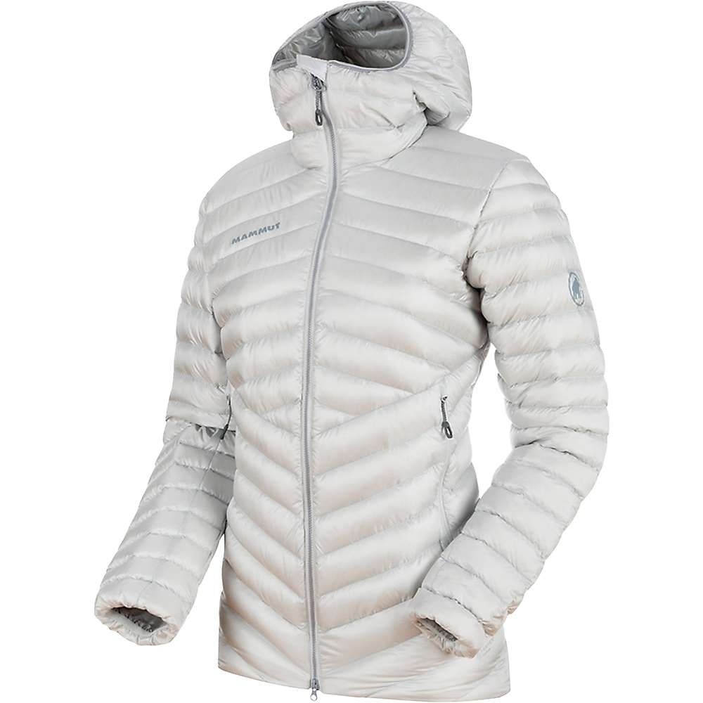 マムート Mammut レディース スキー・スノーボード ジャケット アウター【Broad Peak IN Hooded Jacket】Marble/Granit