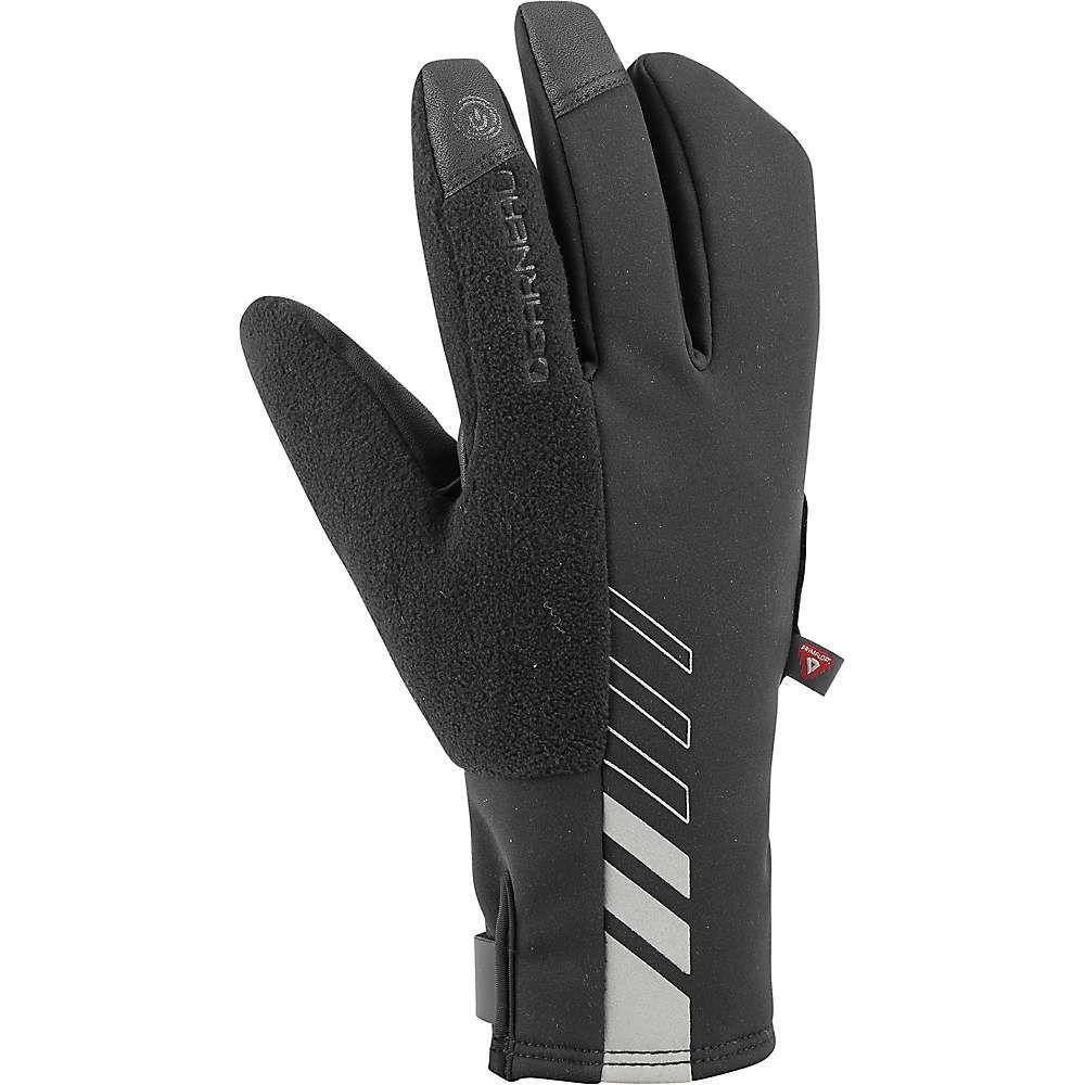 ルイガノ Louis Garneau ユニセックス 自転車 グローブ【Shield+ Glove】Black