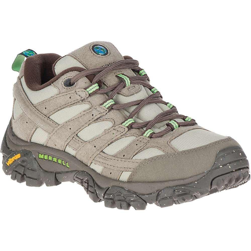 メレル Merrell レディース ハイキング・登山 ブーツ シューズ・靴【Moab 2 Vegan Boot】Brindle