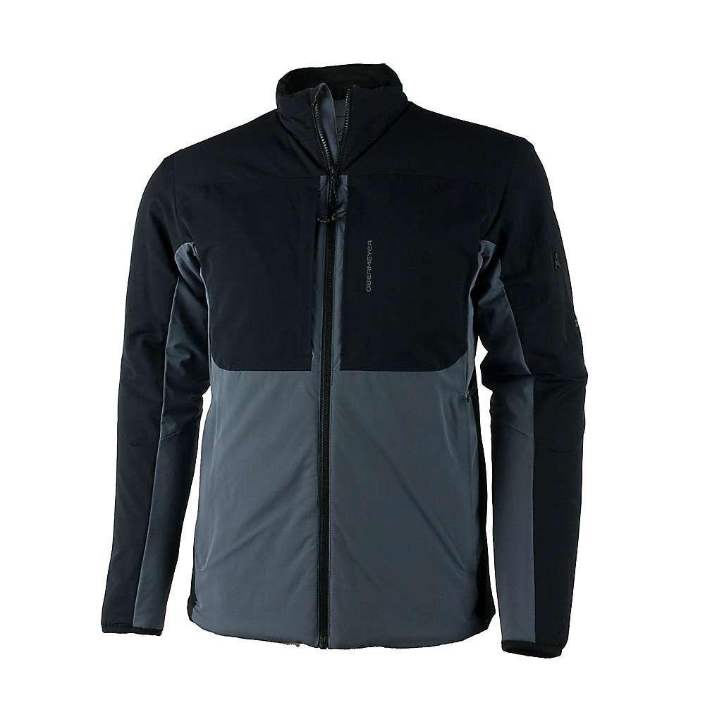 オバマイヤー Obermeyer メンズ スキー・スノーボード ジャケット アウター【Spectrum Insulator Jacket】GRAPHITE