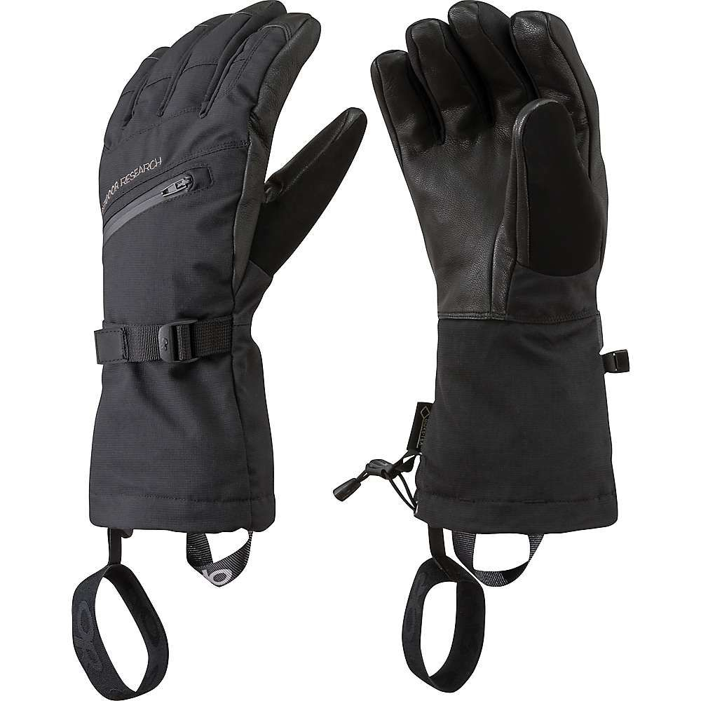 アウトドアリサーチ Outdoor Research メンズ スキー・スノーボード グローブ【Southback Sensor Glove】Black