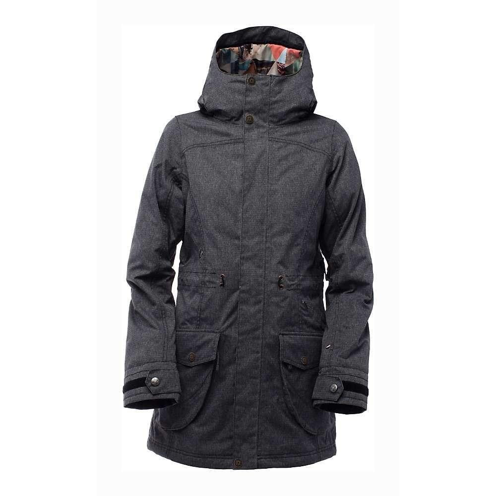 ニキータ Nikita レディース スキー・スノーボード ジャケット アウター【Maple Jacket】Black