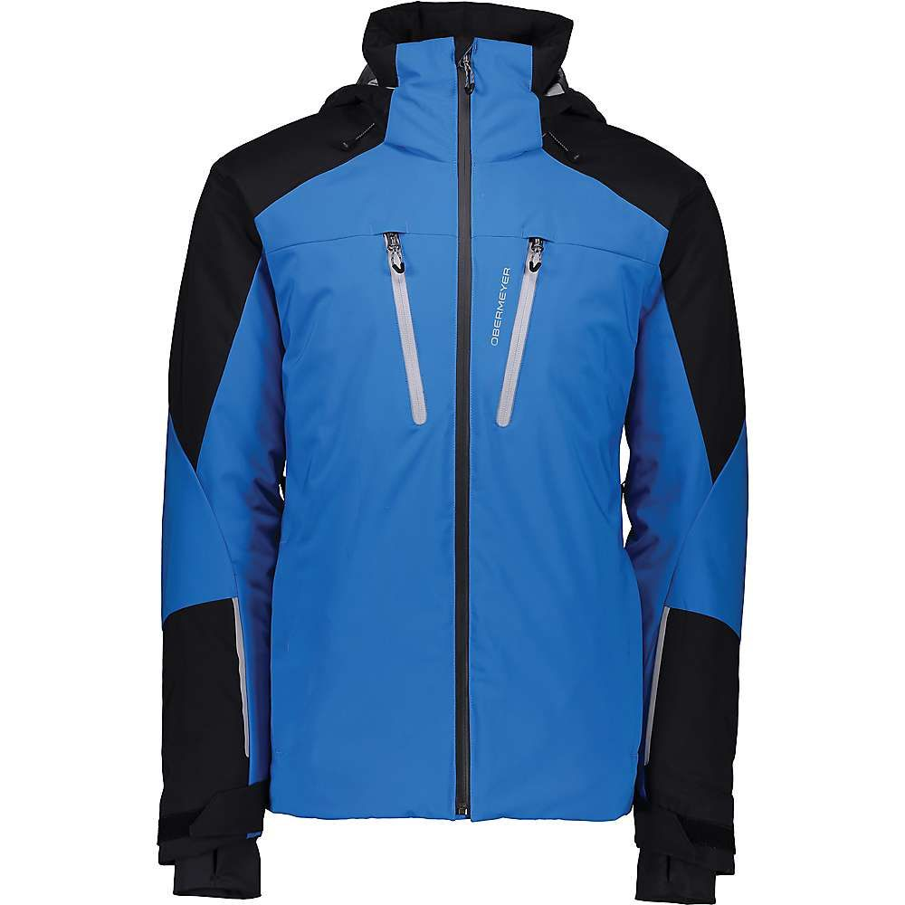 オバマイヤー Obermeyer メンズ スキー・スノーボード ジャケット アウター【Raze Jacket】East Wind Blue